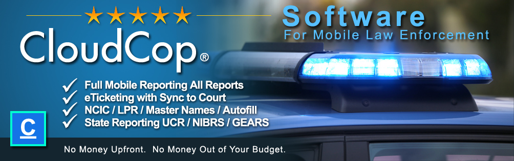 Municipal Court Software, Police Records Management and