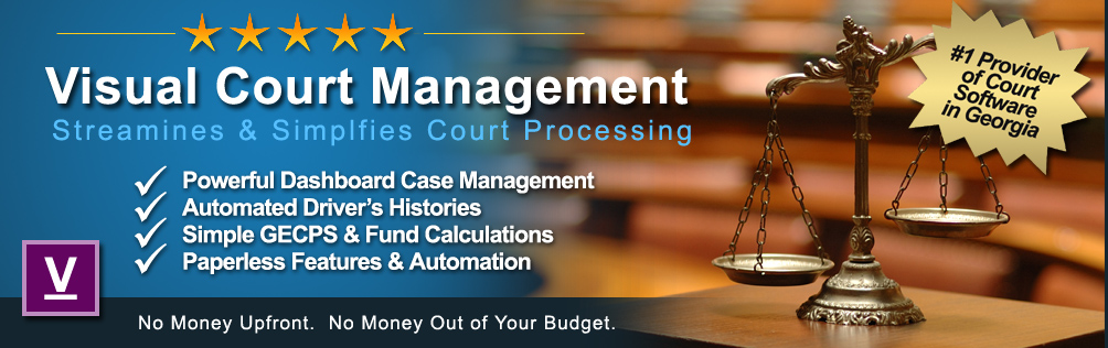 Visual Court Management Software