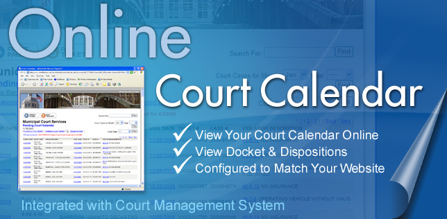 Court dates online